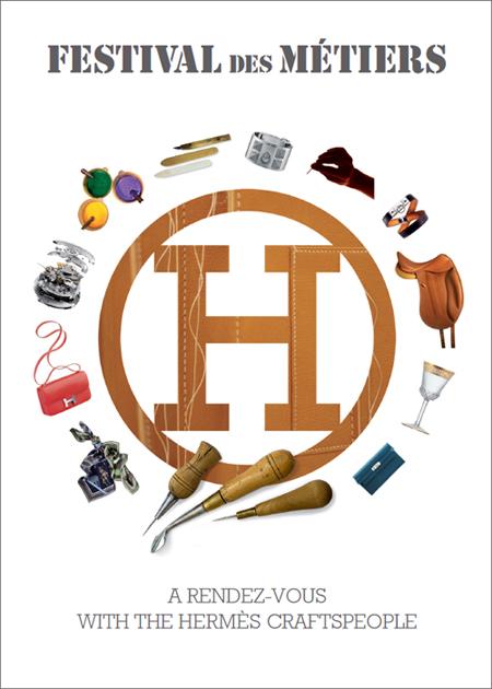 Hermes Festival des metiers, London
