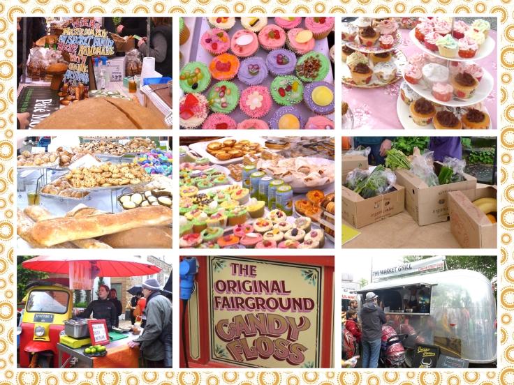 2. Highgate fair food