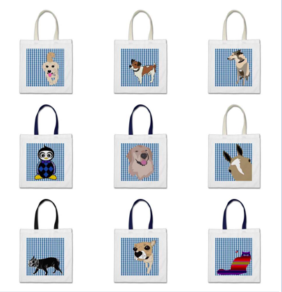 Check collection tote