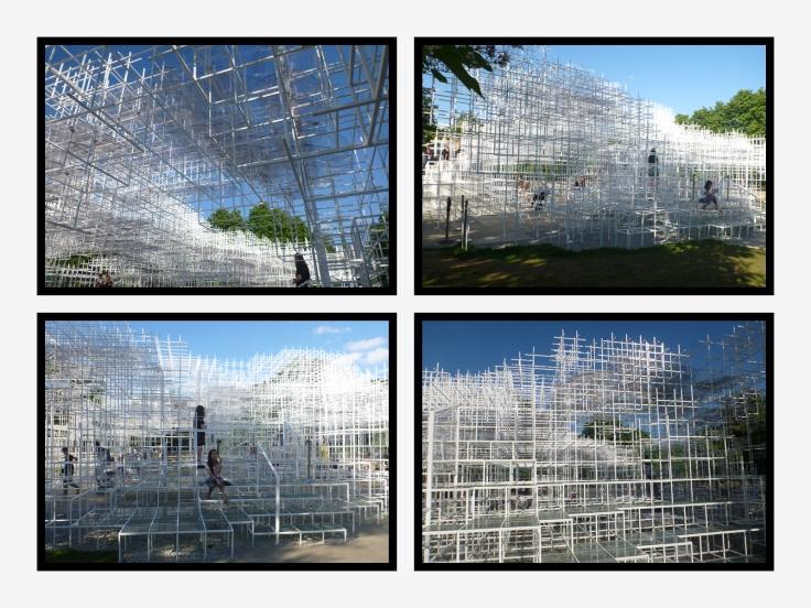 Serpentine gallery summer pavilion