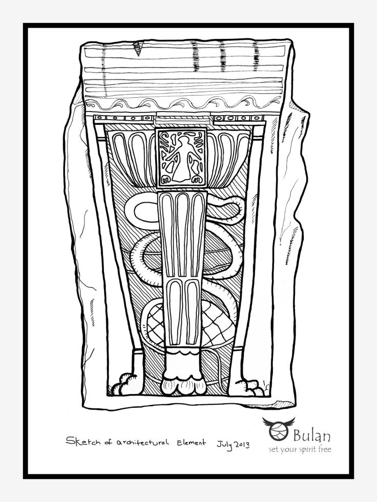 Architectural element, Ephesus