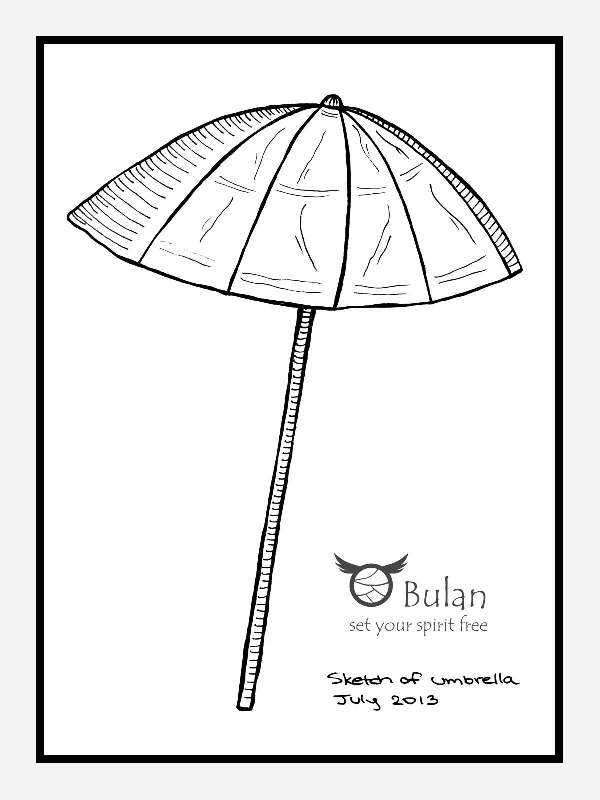 Beach chair and umbrella sketch - Beach Chair And Umbrella Sketch 56