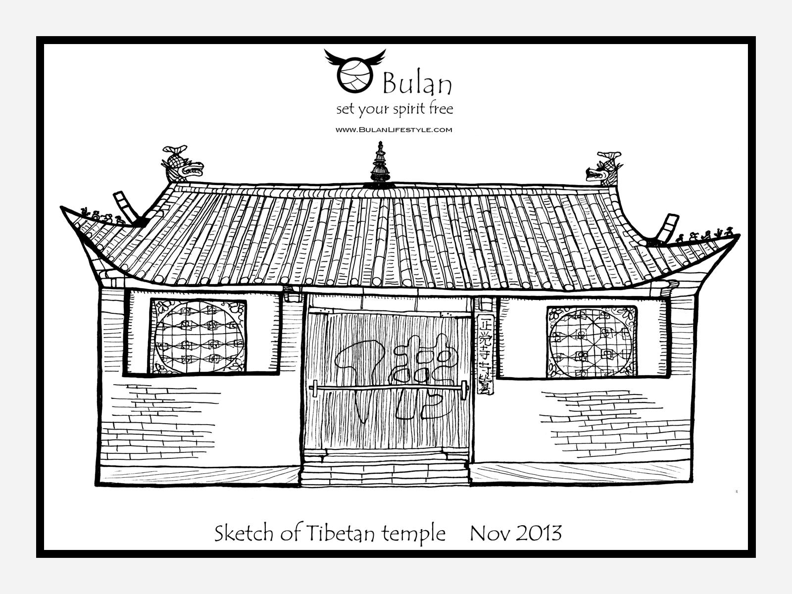 Paoma shan monastery