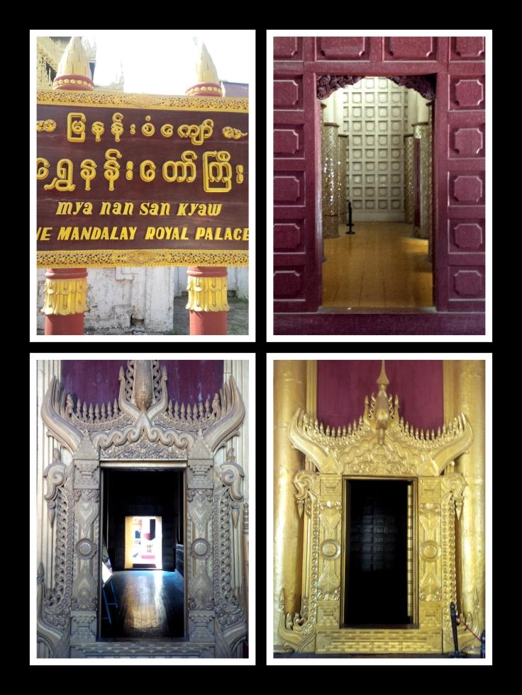1. Palace doors