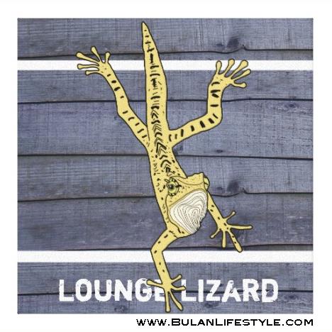 Larry the lounge lizard
