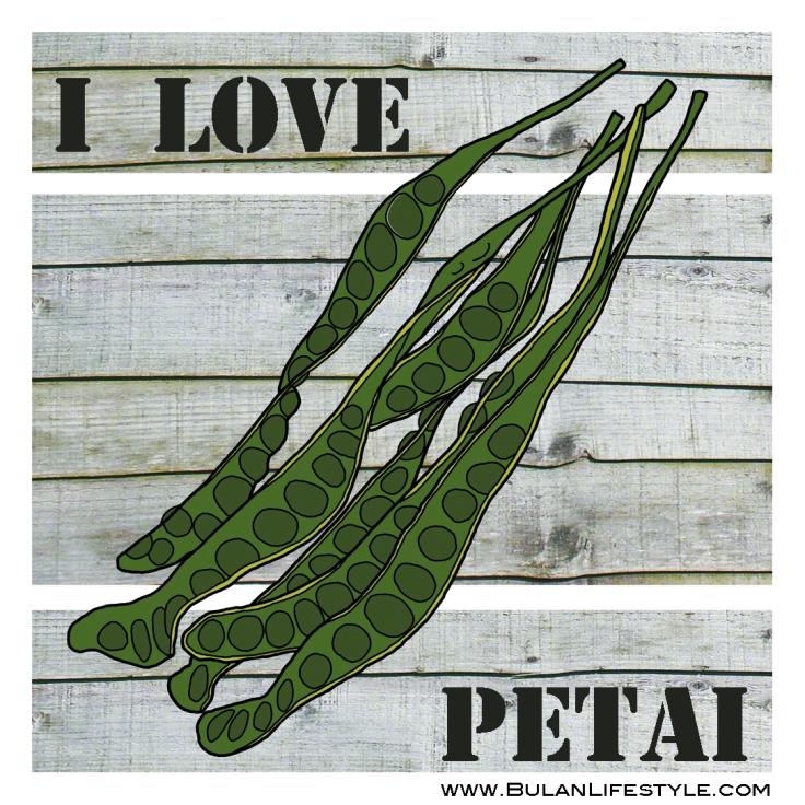 I love Petai