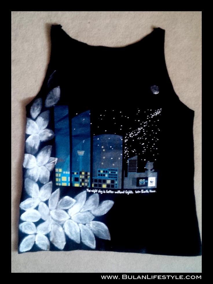 DIY Refashion, Revamp t shirt