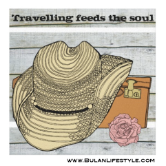 Travelling feeds the soul