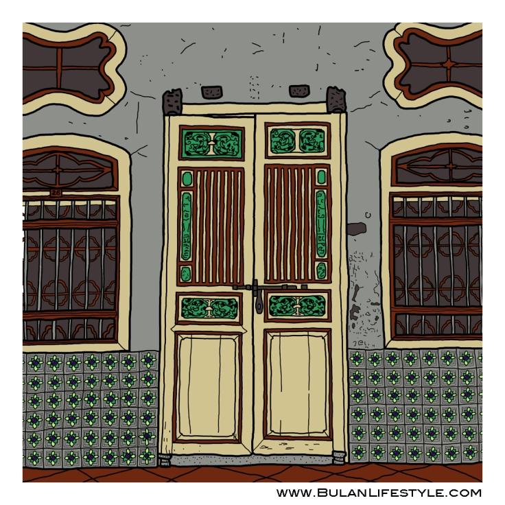 6. Penang door 5