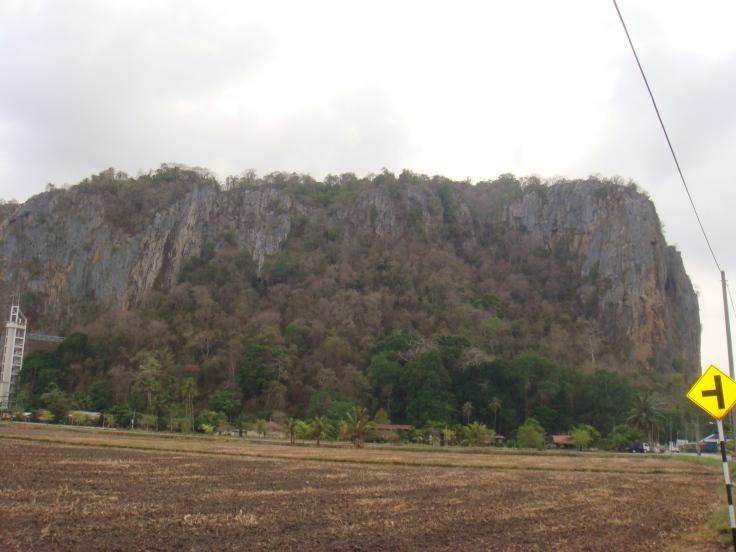 Gua Gunung Keriang in Kedah, Malaysia