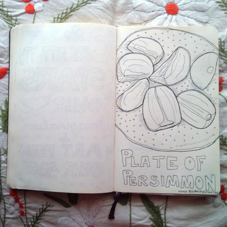 8. persimmon