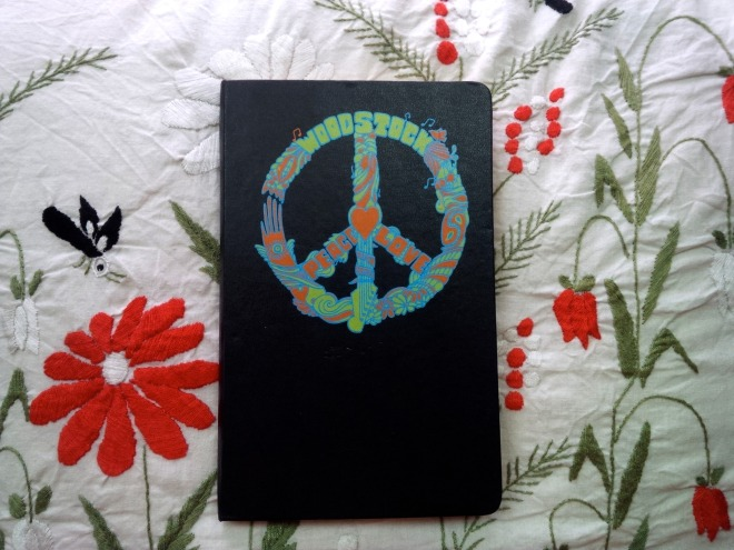 Moleskine Peace Notebook