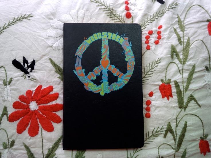 Moleskine Peace Notebook