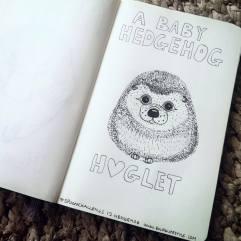 #Spoonchallenge 12 Hedgehog