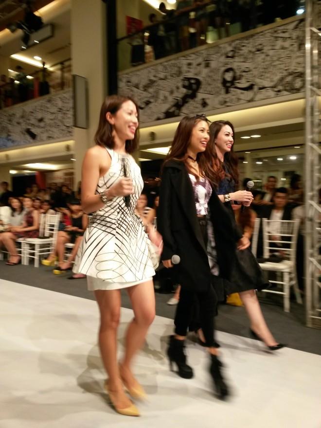 Rachel Lim, Cheesie, Viola tan