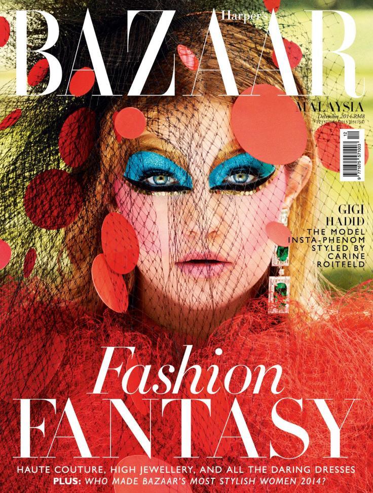 Harpers Bazaar Malaysia Dec 2014
