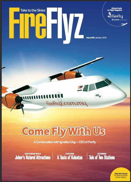 Fireflyz Magazine january 2015