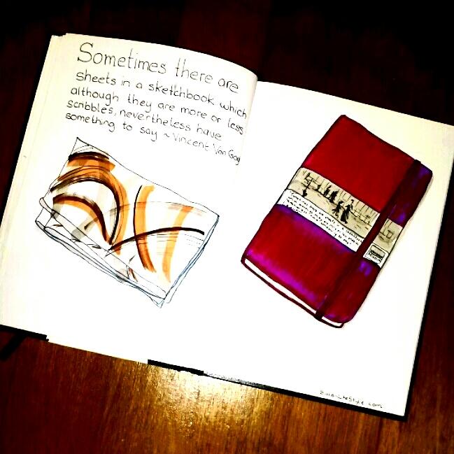 sketchbook van gogh museum