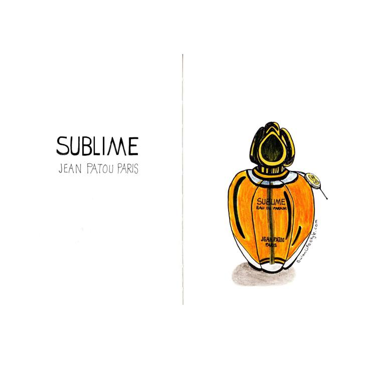 Sublime Perfume by Jean Patou