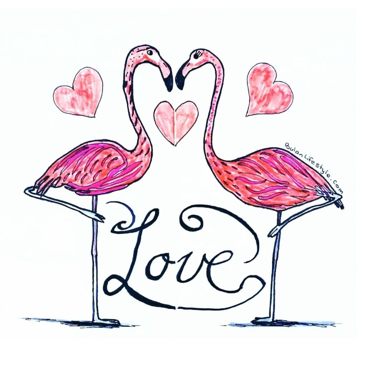 825 flamingo