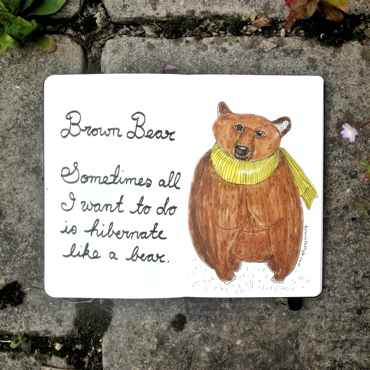 921 brown bear