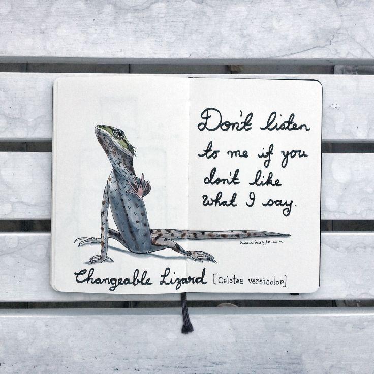968 Lionel the Lizard
