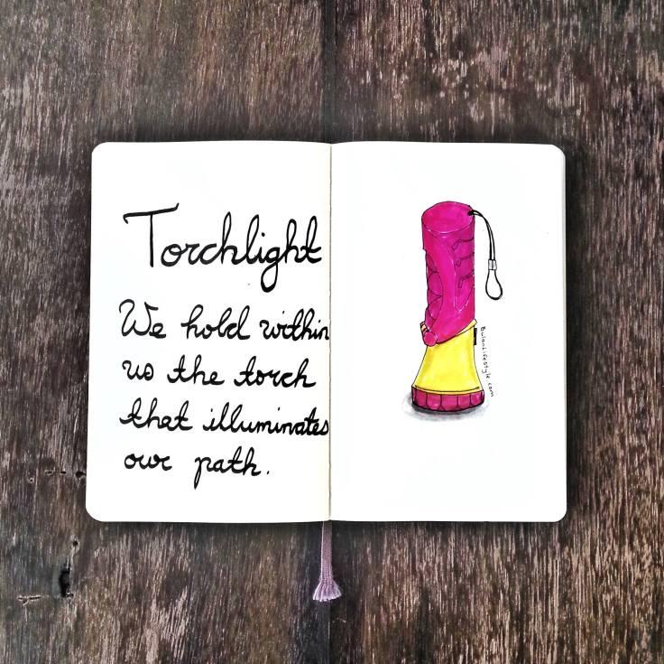 970 torchlight