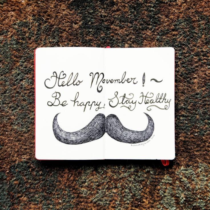 984 Movember
