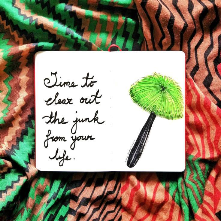1016 green brush