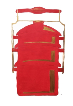 Red Tiffin